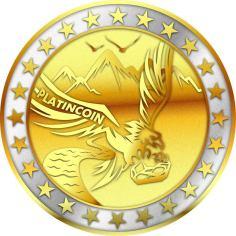 PlatinCoin PLC-GROUP logo adler