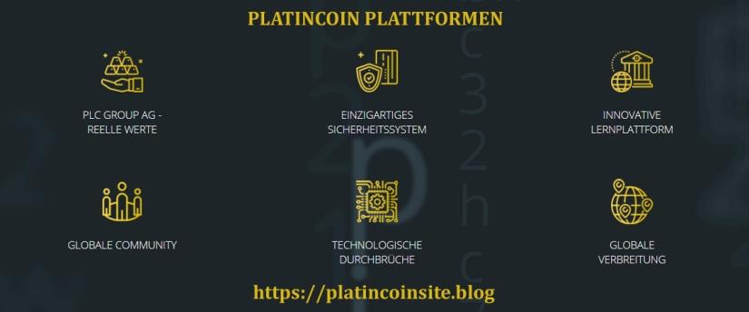 PLC Plattformen Platincoinsite.Blog