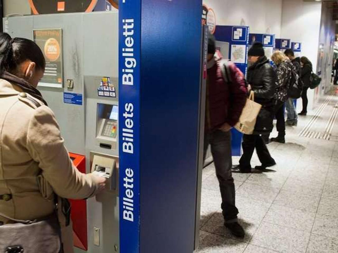SBB-Billettautomaten-Archiv-Blick