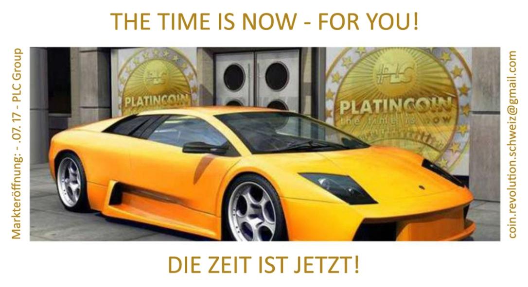 plc - die zeit ist jetzt - coin.revolution.schweiz@gmail.ch 0717