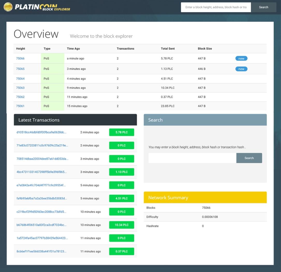 Platincoin.info 20170629 coin netzwerk