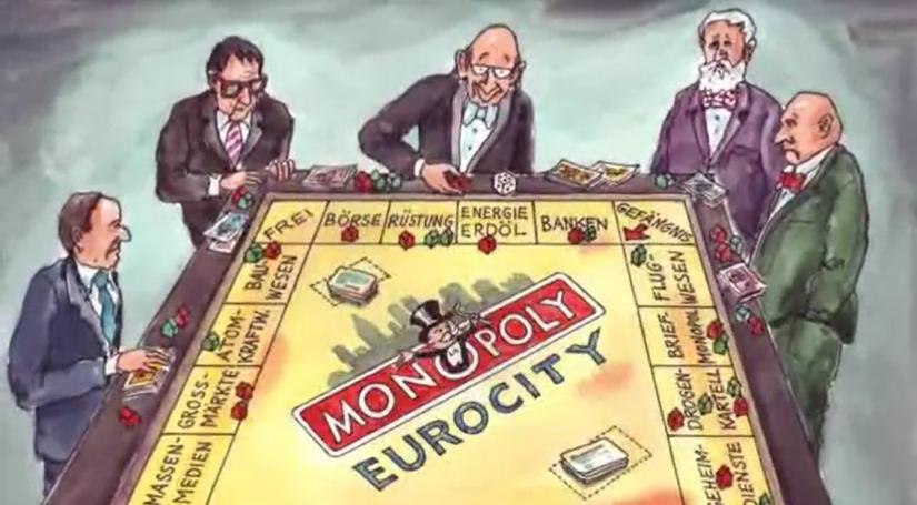 monopoly - Wie funktioniert Geld - Geldsystem einfach erklärt
