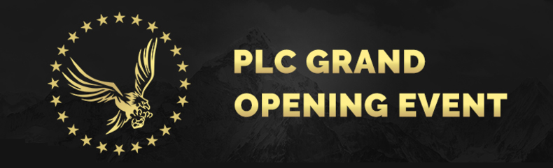 PLC GRAND OPENING EVENT