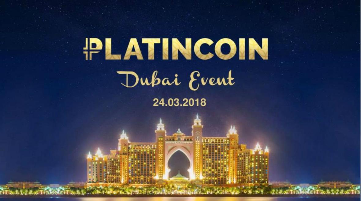 platincoin event dubai 2018 - platincoinsite.blog