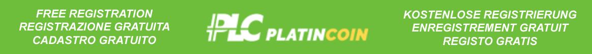 PLC jetzt registrieren PLATINCOINSITE.BLOG