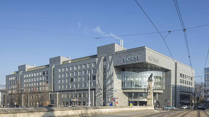 SIX Swiss Exchange building