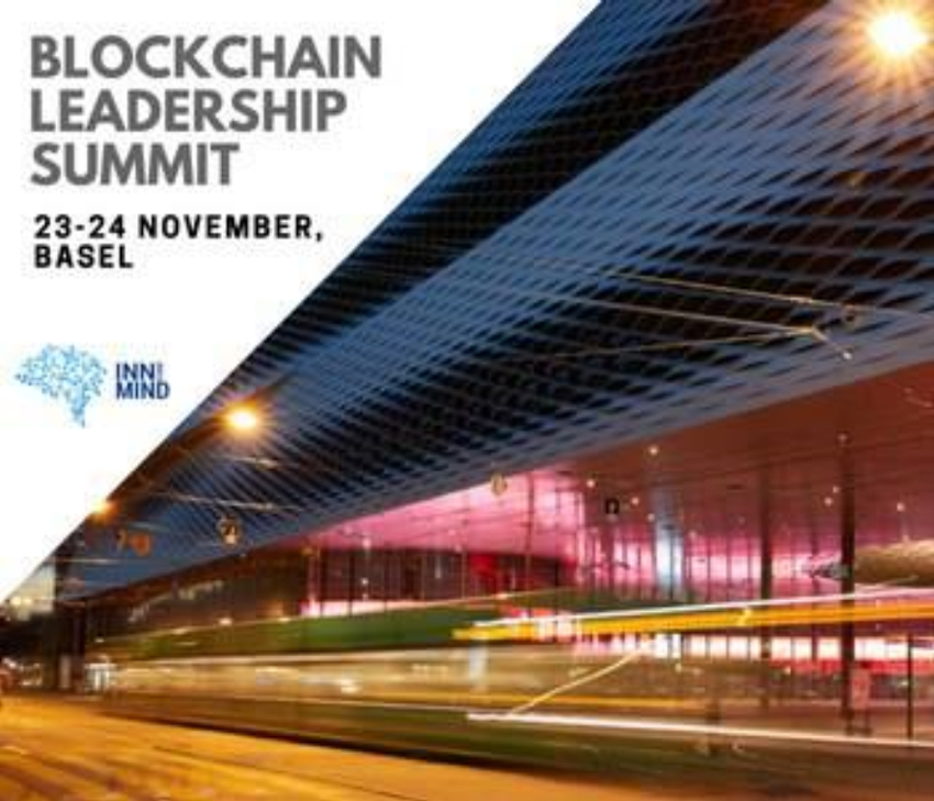 blockchain leadership summit basel2018