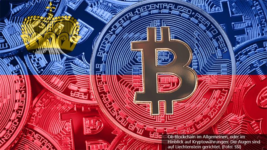 volksblatt.li liechtenstein Blockchain im Allgemeinen