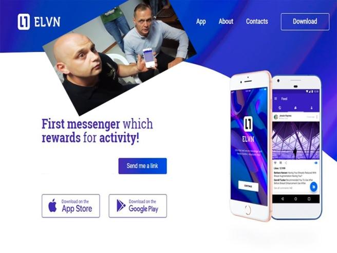 fist messenger ELVN platincoinsite.blog