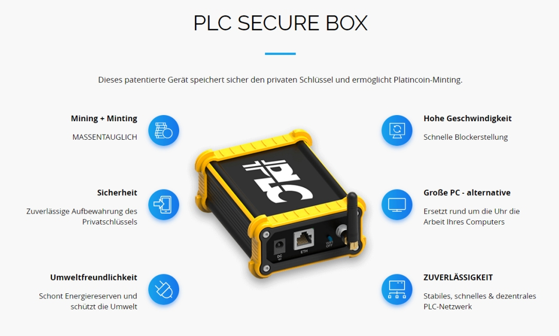 PLC Secure Box platincoinsite.blog