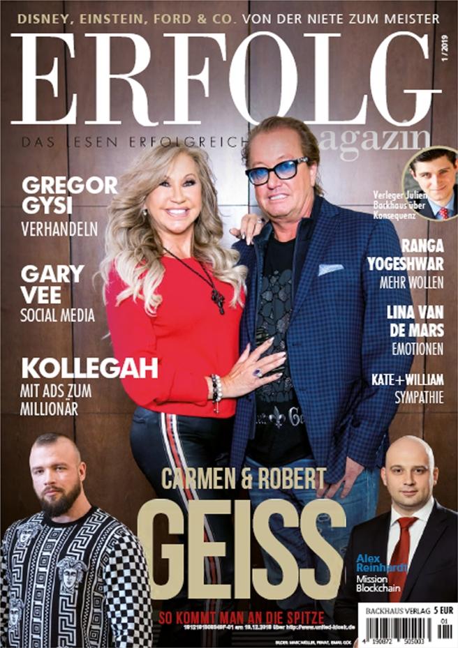 erfolg.de Magazin Titelblatt 01 2019 platincoinsite.blog