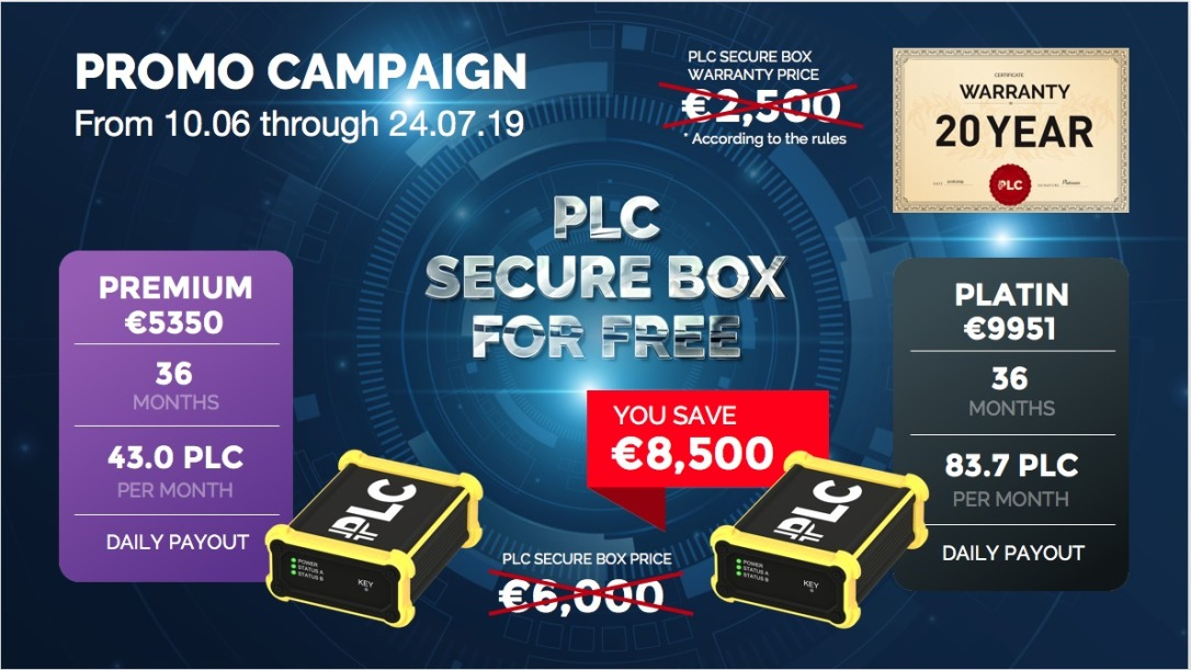 platincoinsite.blog - aktion 2019 Secure Box
