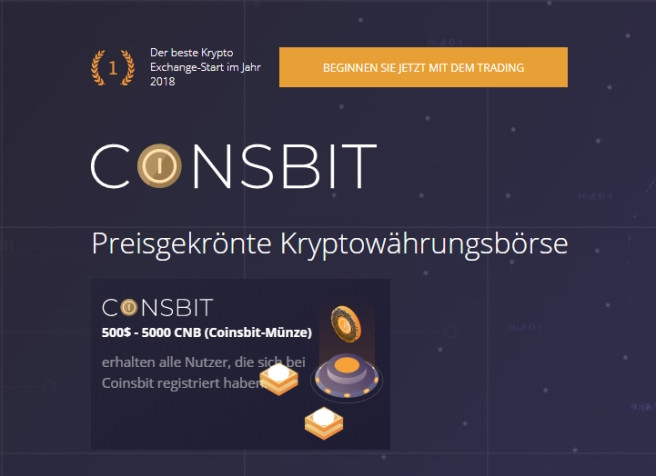 coinsbit.io - platincoin-boerse.com