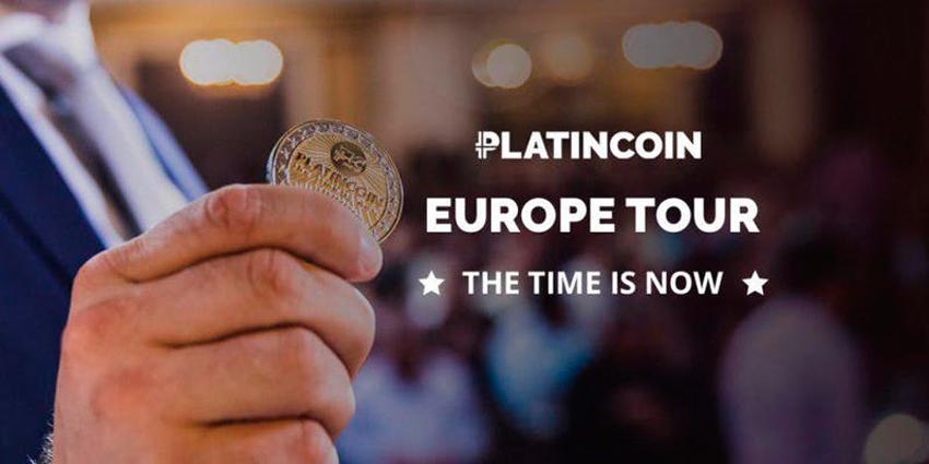 PLATINCOIN Roadshow 2019 - platincoinsite.blog