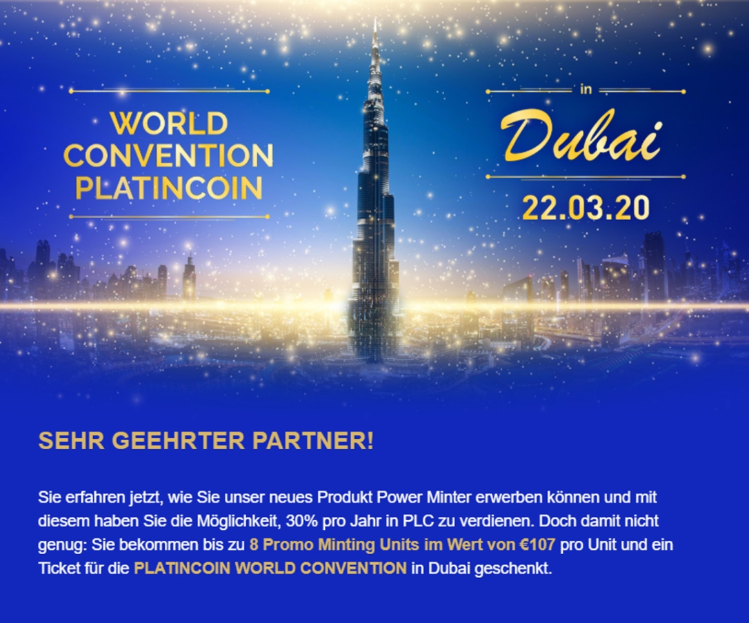 world convention platincoin platincoinsite.blog