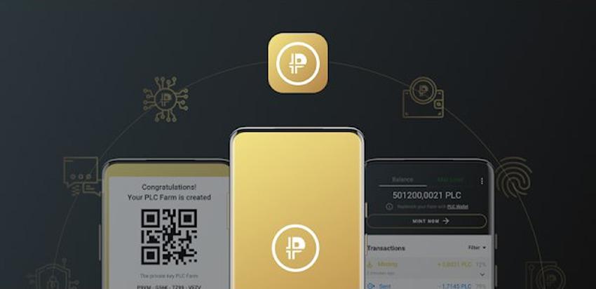 PLATINCOIN official website - PLC Farm - blockchain-plc.com