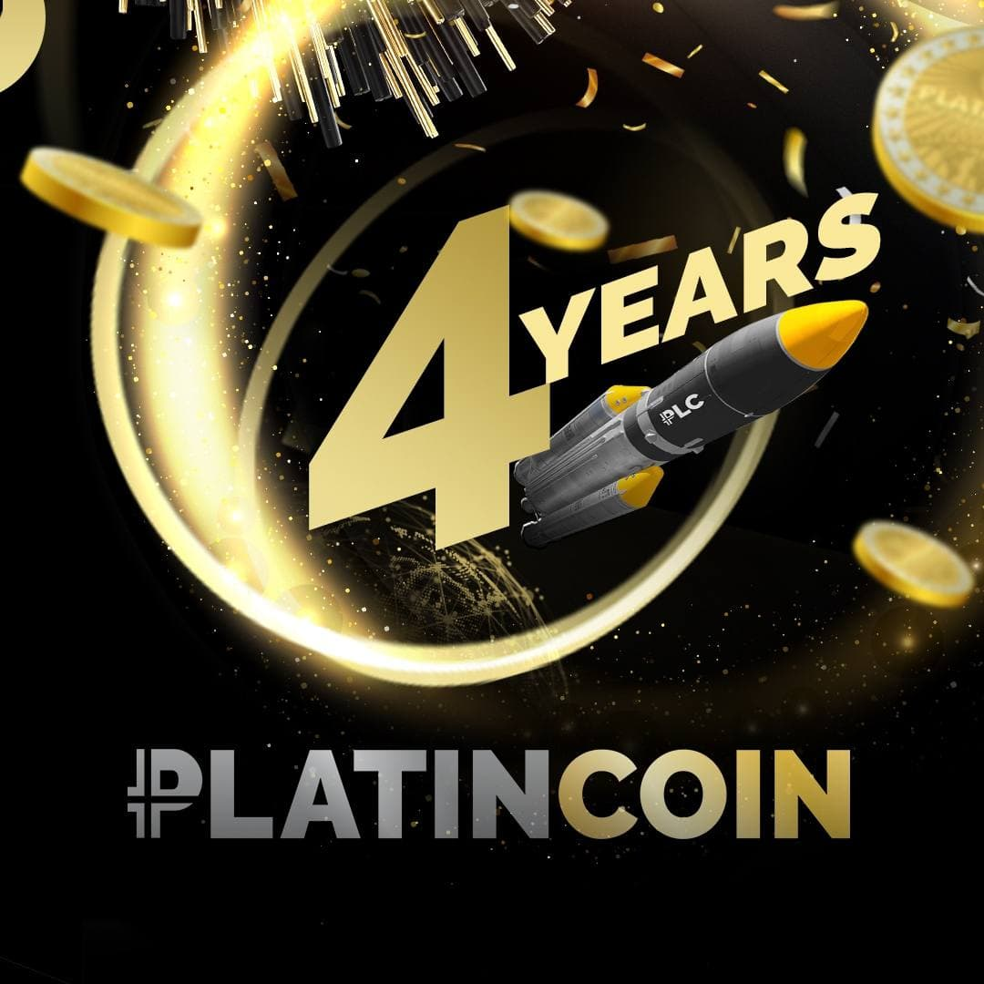 PLATINCOIN – official website - 4 Years - platincoinsite.blog