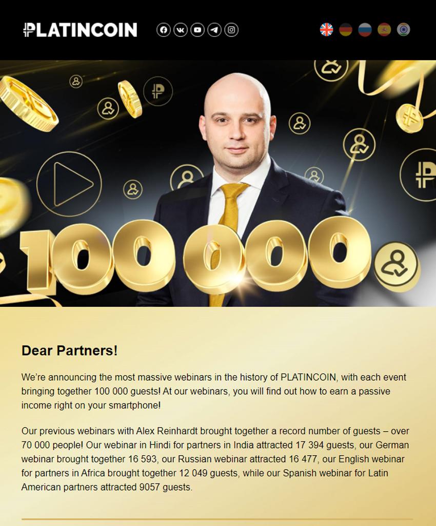 info.platincoin.com webinar en platincoinsite.com event alex live