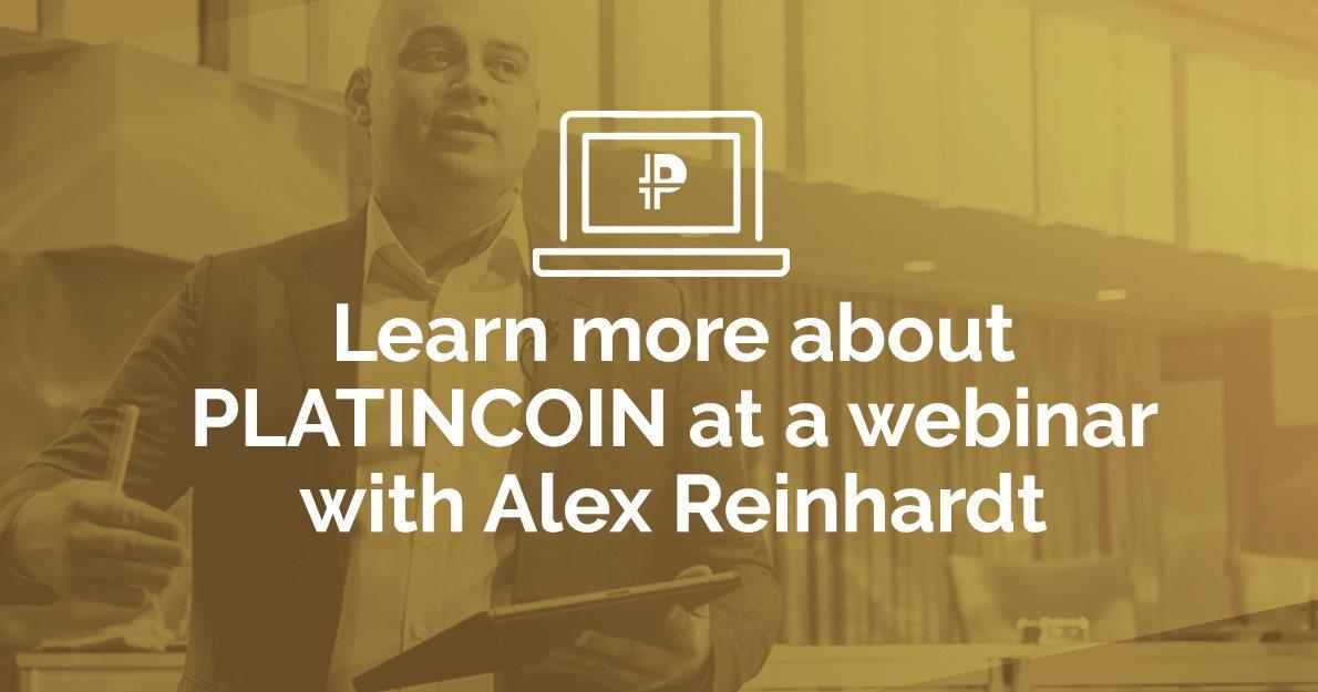 platincoin webinar mit Alex 22.03.2021